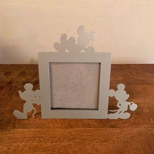 Disney Mickey Silhouette Frame